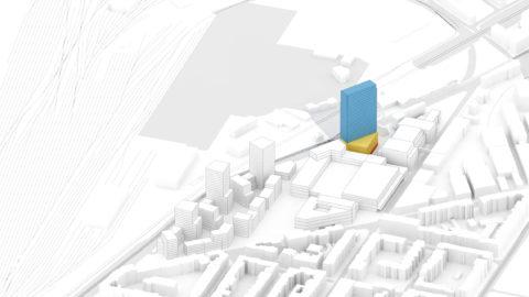 Hosoya Schaefer Architects Nordspitze Basel Migros Genossenschaft Phase 4