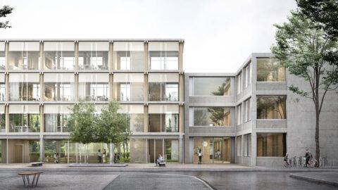 Hosoya Schaefer Architects - Studio for architectural